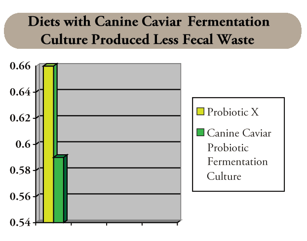 Fermenation Culture - Canine Caviar the First and Only Alkaline Dog Food