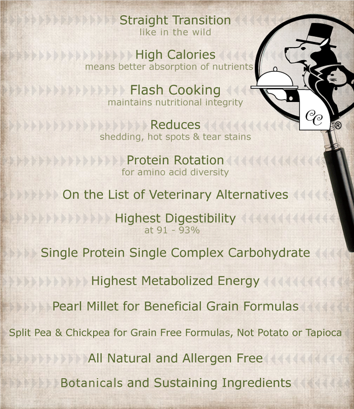 Benefits of Canine Caviar the First and Only Alkaline Dog Food